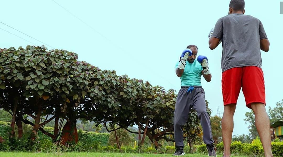 Friday Fighter of the Week : Srikant Sekhar -