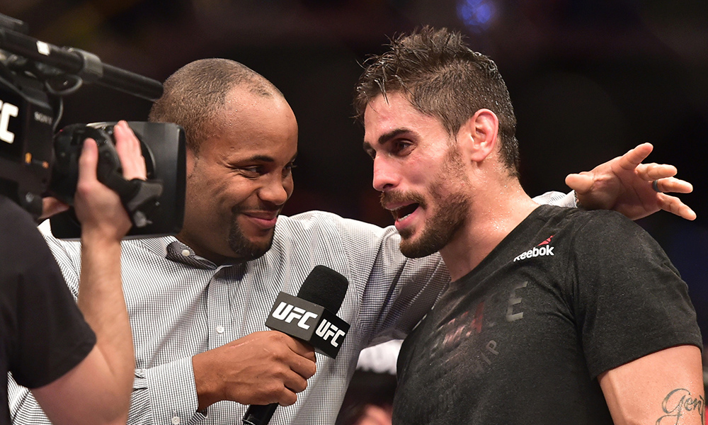 UFC News: Daniel Cormier claims commentators would have sat on each side of the Octagon while working UFC 249 - Daniel Cormier
