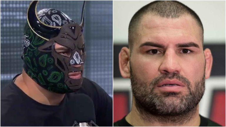 Cain Velasquez released by WWE - Cain Velasquez