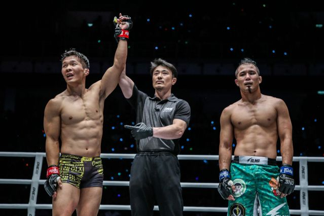 Dae Sung Park Owes Success to ONE Warrior Series Experience -