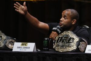 UFC News: Daniel Cormier reveals exactly why he loves working for the UFC -