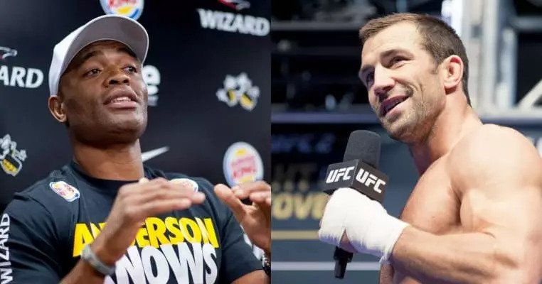UFC News: Luke Rockhold reveals why superfight against Anderson Silva didn't materialize - Luke Rockhold