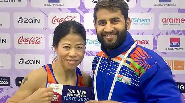 MMA India Exclusive with Chhote Lal: Mary Kom will continue fighting even after she is 40! - Mary Kom