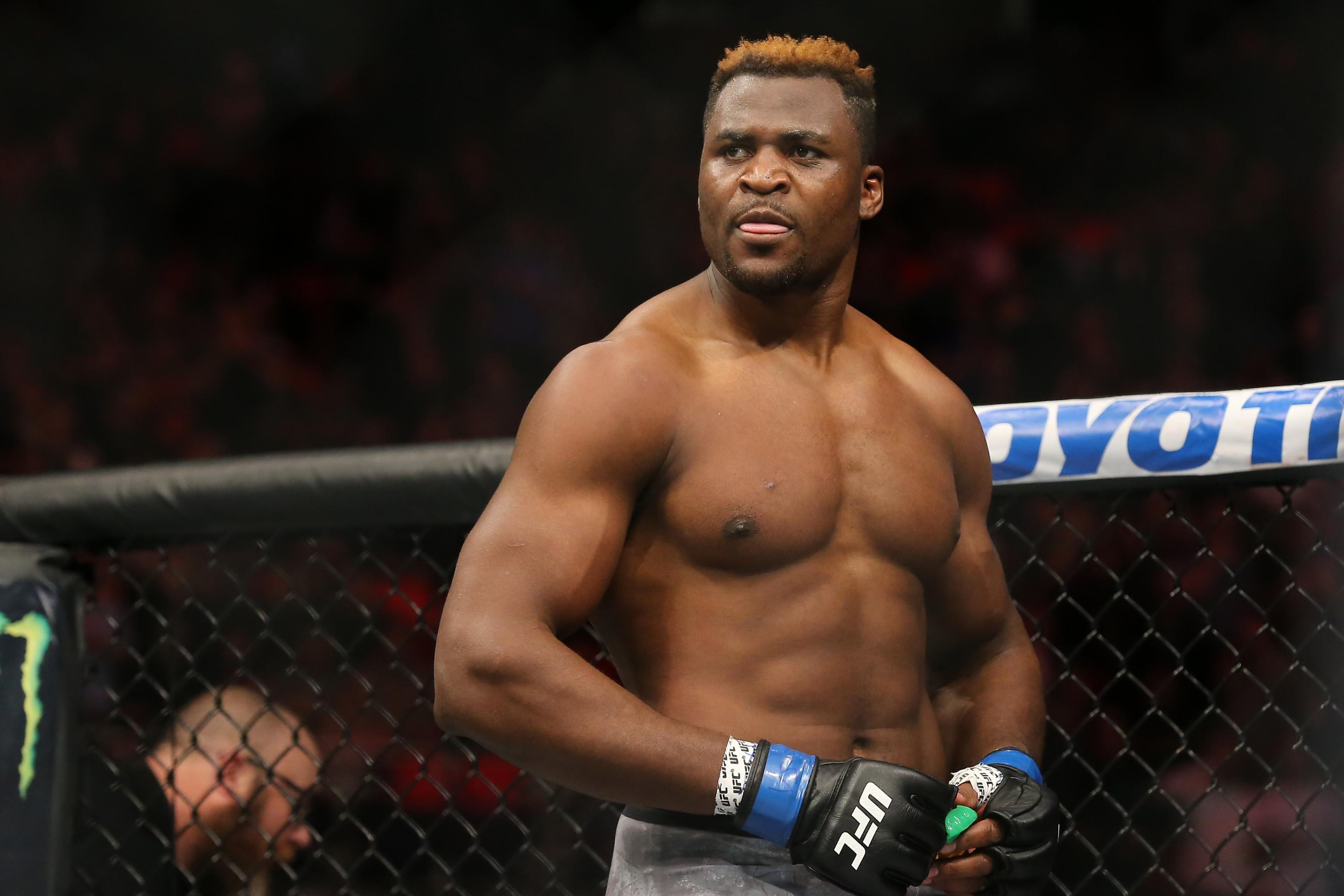 UFC News: Francis Ngannou confirms testing for all fighters and team members ahead of UFC 249 - Francis Ngannou