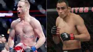 Tony Ferguson vs Justin Gaethje and UFC 249 full fight card, UFC island, Dana White, Tachi Palace Casino Resort
