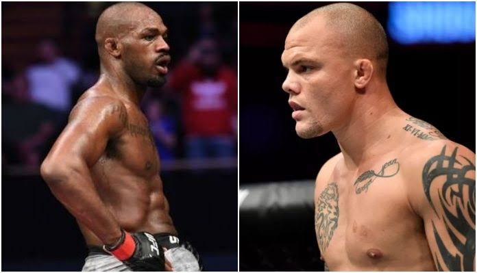 UFC News: Jon Jones urges Anthony Smith to get a gun to defend his family in latest deleted tweet - Jones
