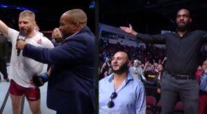 UFC News: Jan Blachowicz threatens to 'fist' Jon Jones and the Champion calls him a 'strange guy' - Jan