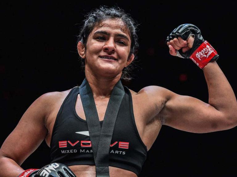 Friday Fighter of the Week: Ritu Phogat -