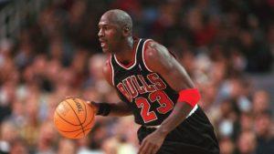 Michael Jordan MMA