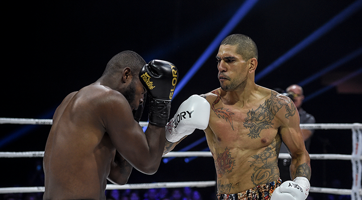 UFC News: 'Adesanya's daddy' Alex Pereira could be joining the UFC soon - Alex Pereira