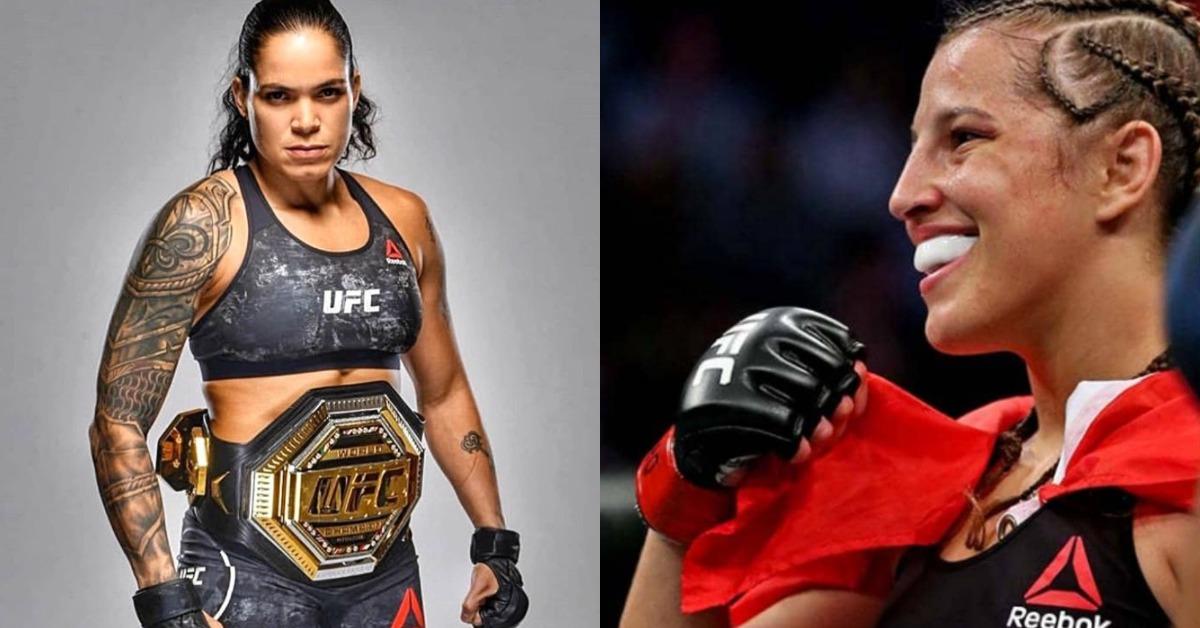 UFC News: Champ Champ Amanda Nunes pulls out of May 9th showdown against Felicia Spencer - Amanda Nunes