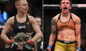 Rose Namajunas vs Jessica Andrade, UFC 249, Coronavirus