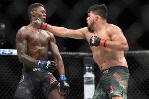 Israel Adesanya vs Kelvin Gastelum and UFC 236