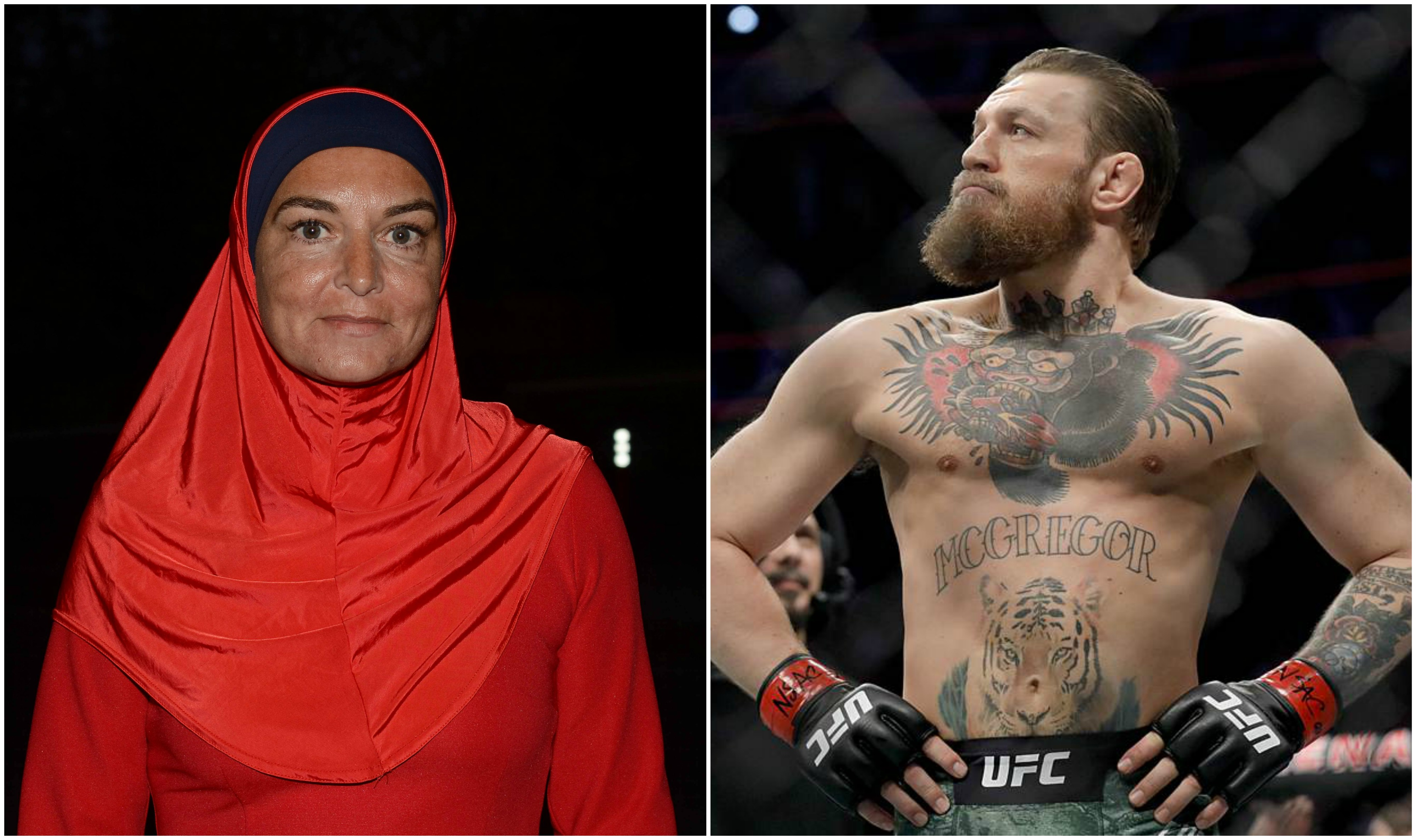 Singer who performed Conor McGregor's UFC 189 walkout accuses him of being racist! - Conor