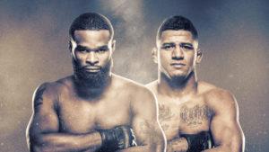 Tyron Woodley, UFC VEGAS, Gilbert Burns