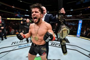 UFC News: Henry Cejudo's incredible UFC 249 body transformation will blow your mind! - Cejudo