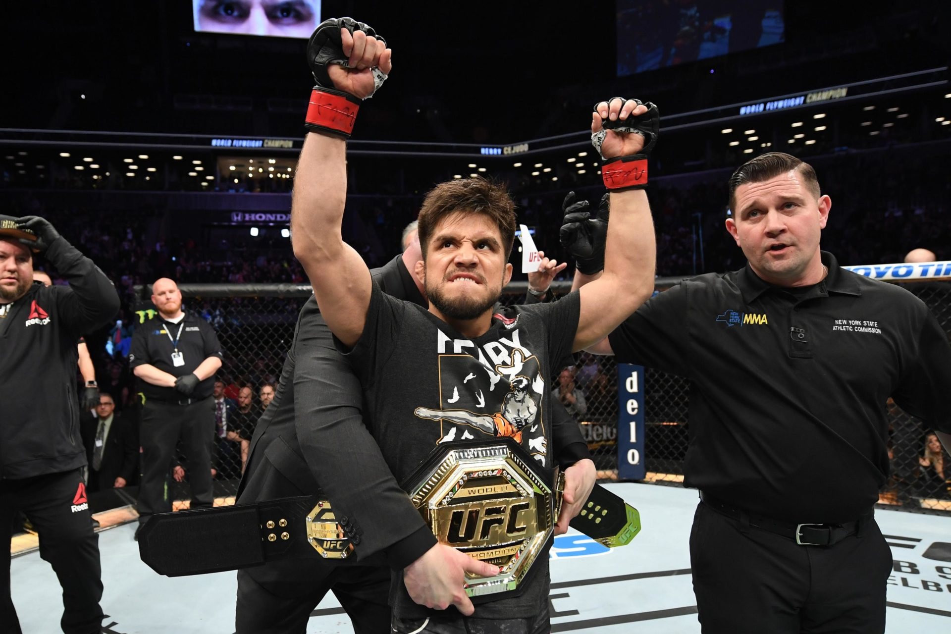 Is the UFC calling Henry Cejudo's bluff? - Henry Cejudo