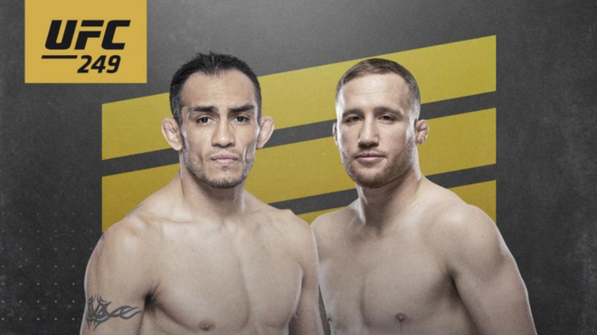 Tony Ferguson and Justin Gaethje