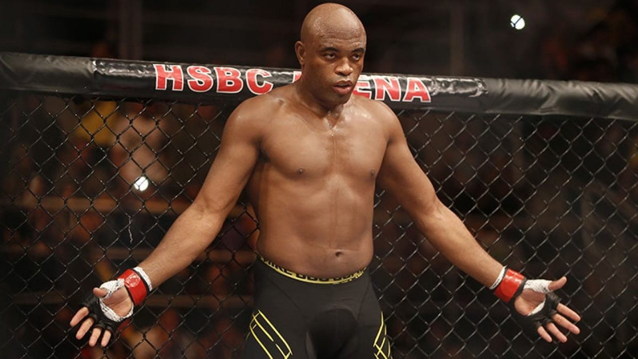 UFC News: Anderson Silva reveals how many fights he's got left - Anderson Silva