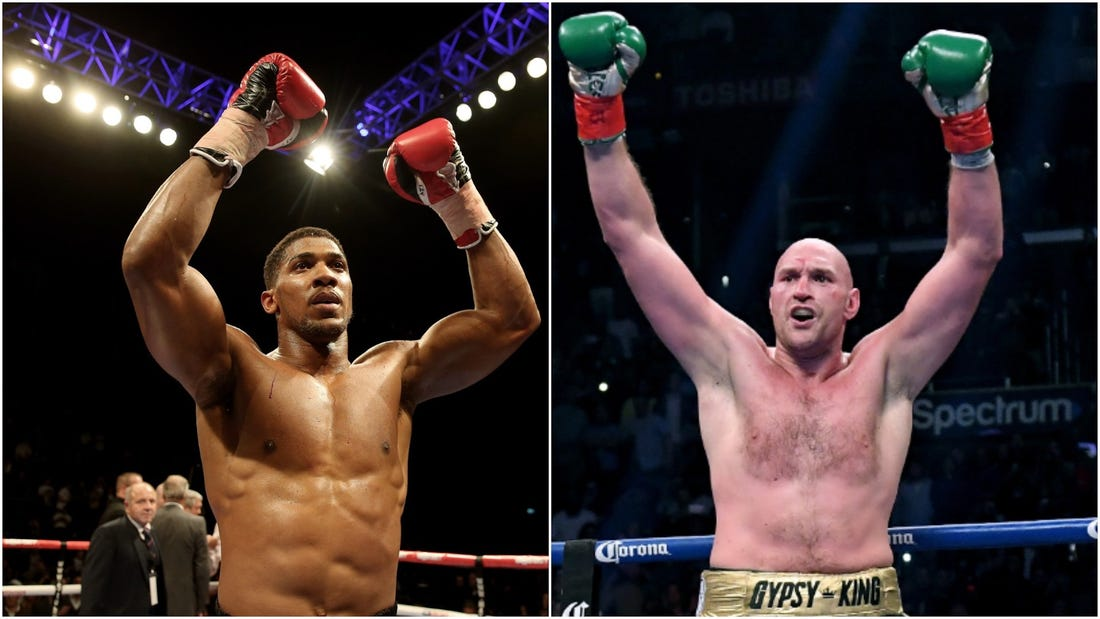 Wilder sidestepped as Fury - AJ showdown in the works for December 2020 - Fury