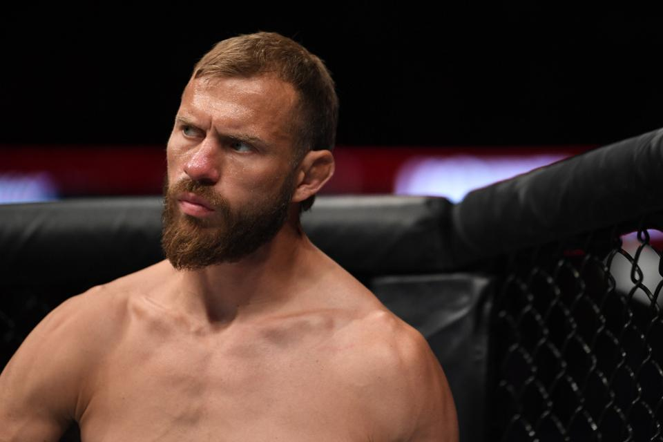 UFC News: Cowboy Cerrone wants to fight thrice in a week if he wins at UFC 249 - Cerrone