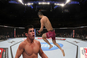 UFC News: Dominick Cruz hints that he may hit Cejudo with a Masvidal-esque flying knee! - Cruz