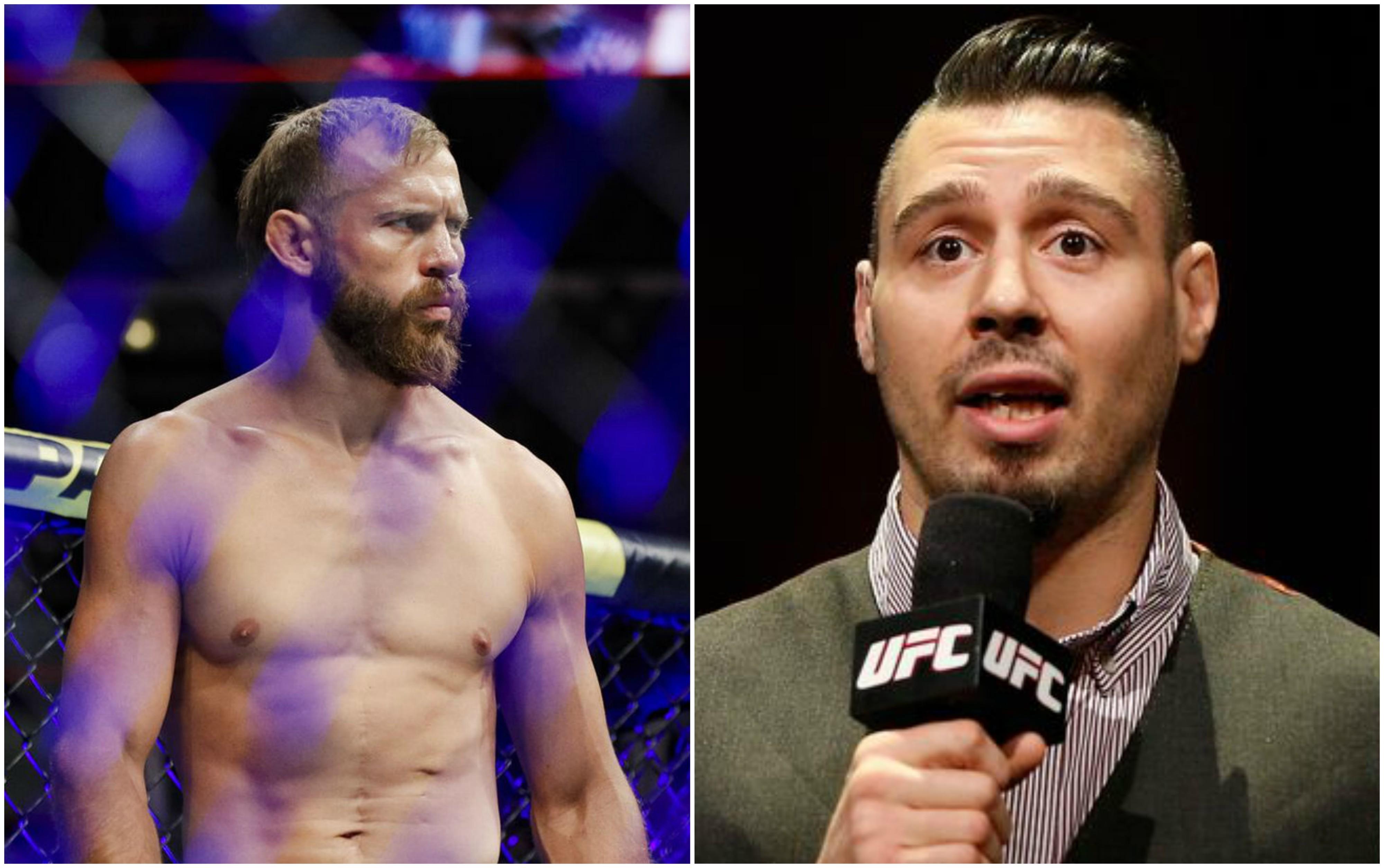 UFC News: Dan Hardy sets his sights on Donald Cerrone for return fight - Dan Hardy