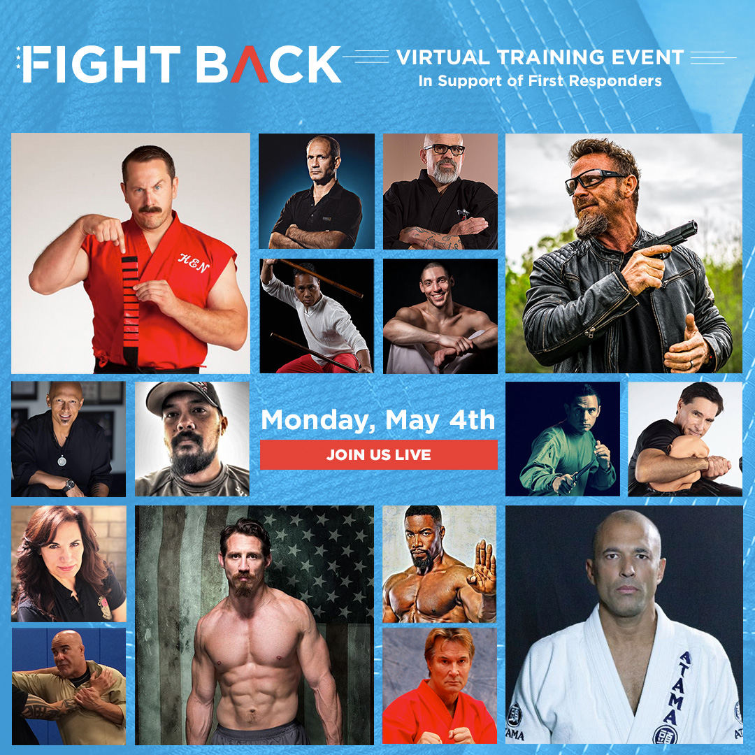 FIGHT BACK - with the biggest stars in UFC / Bellator and More... -