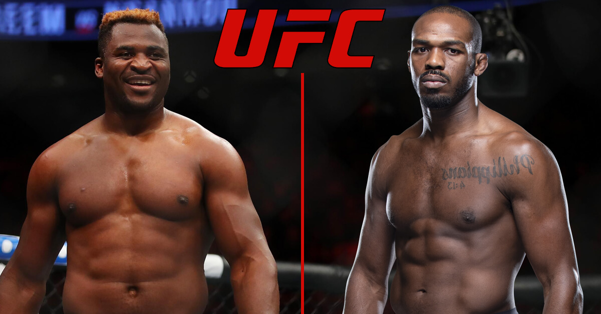 UFC News: Francis Ngannou provides his prediction for the Jon Jones fight if it happens - Jon Jones