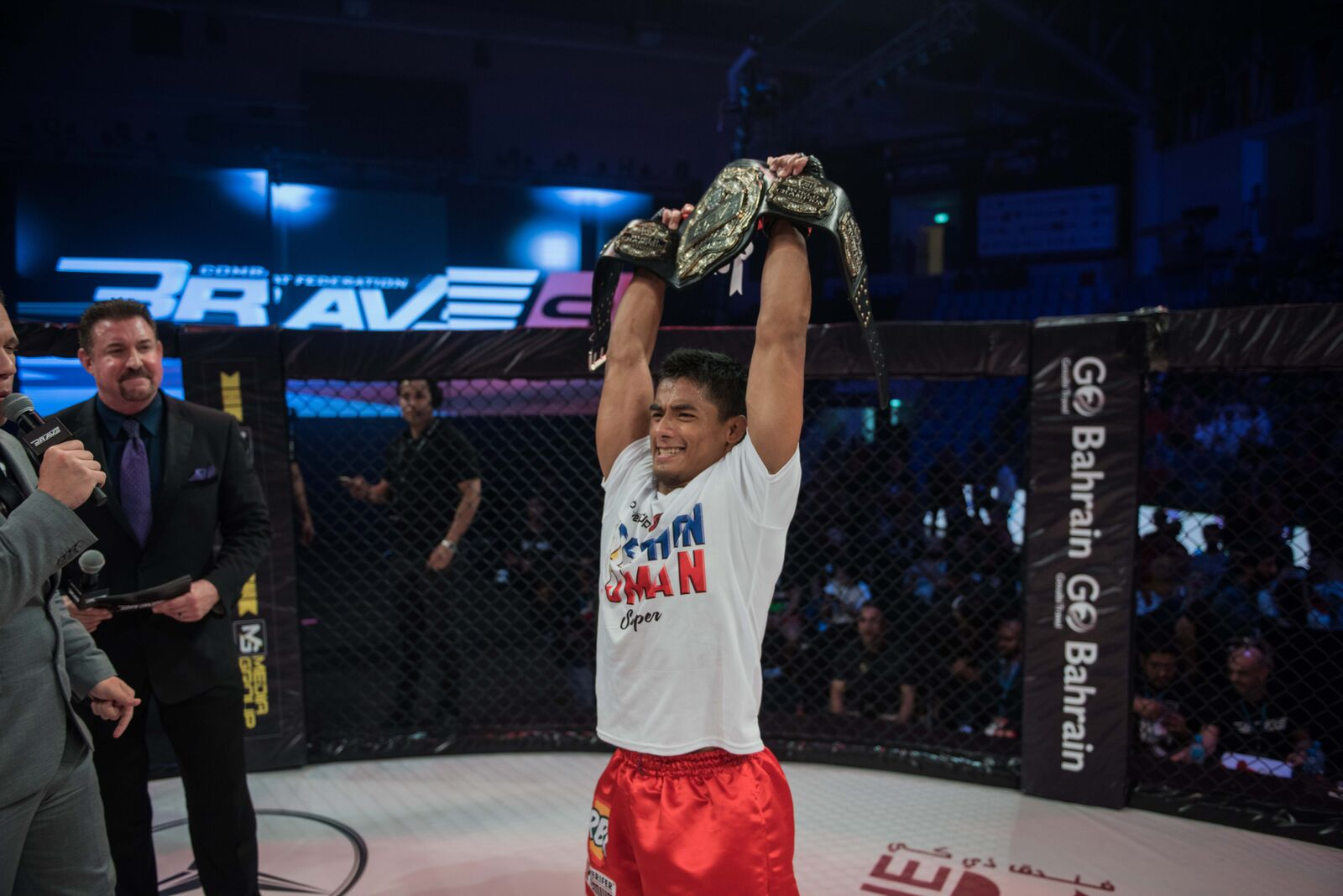 900 Days of Legacy: The reign of BRAVE CF Bantamweight champion Stephen Loman -