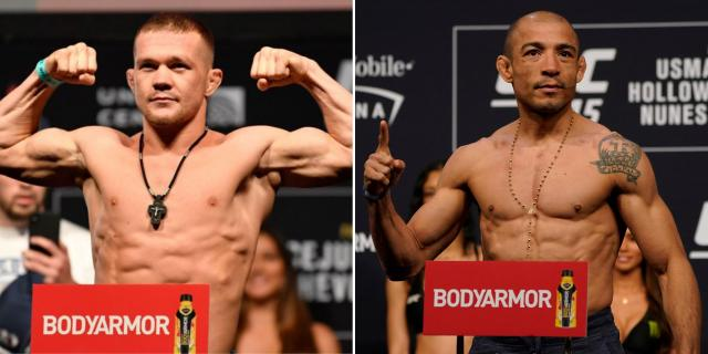 Jose Aldo pencilled in to take on Petr Yan for BW Title vacated by Henry Cejudo - Jose Aldo