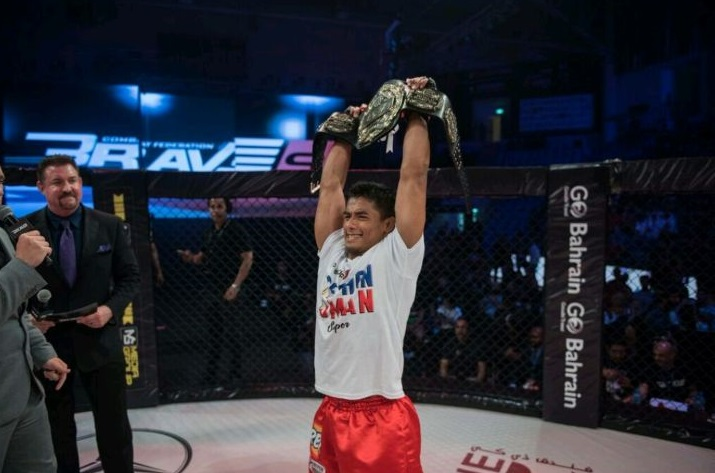 BRAVE Combat Federation will expand into professional boxing -