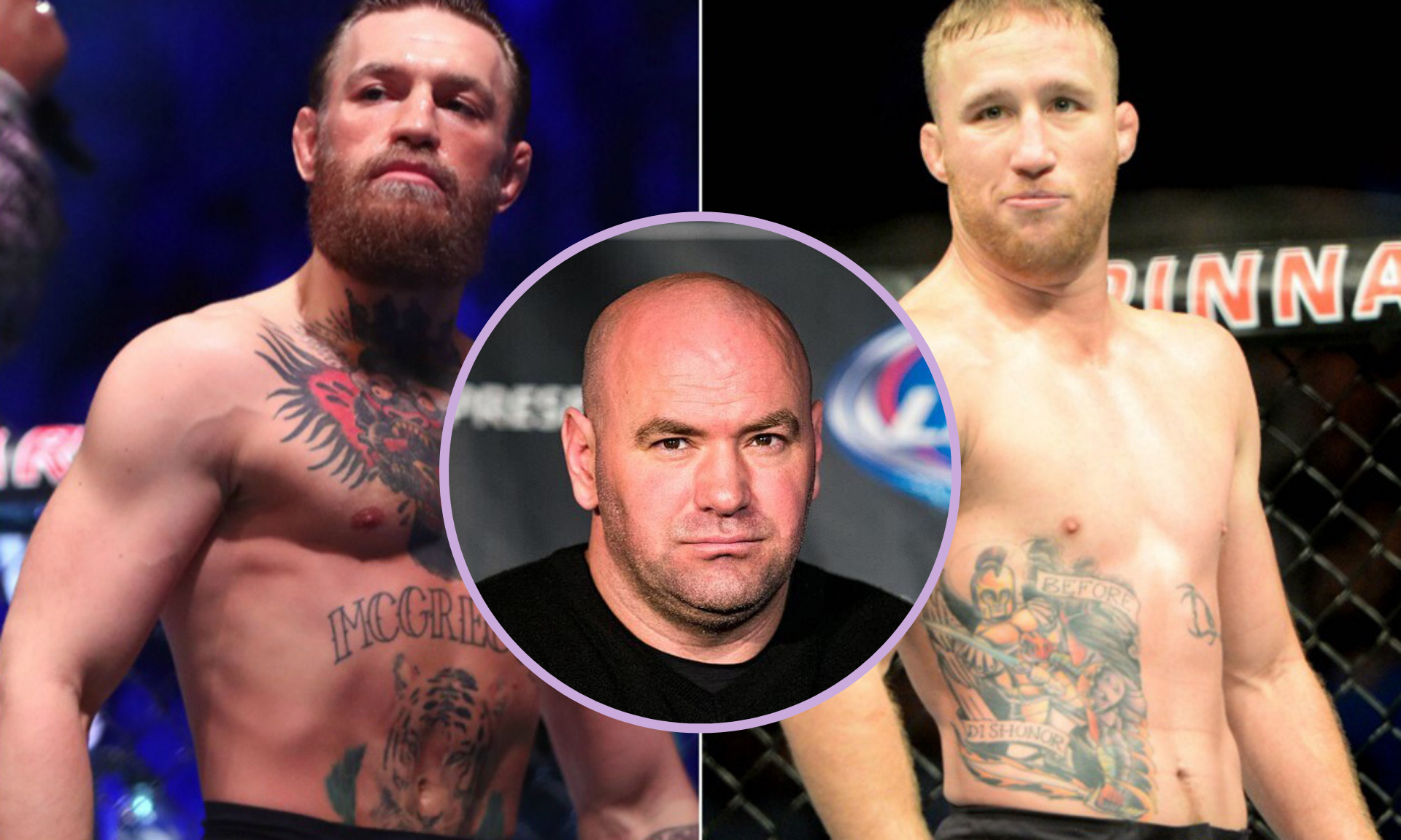 UFC News: Dana White shoots down McGregor vs Gaethje! - McGregor
