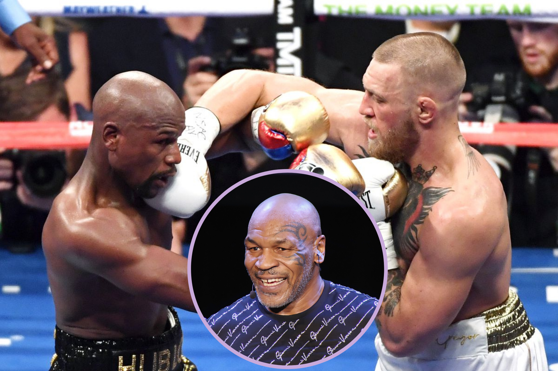 UFC News: Conor McGregor reacts to Mike Tyson passionately defending his preformance against Floyd Mayweather - Mike Tyson Conor McGregor
