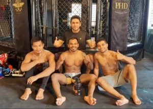MMA India Exclusive with Vishal Seigell: 'Of all the fighters I have trained, Roshan Mainam has accomplished the most!' - Vishal Seigell