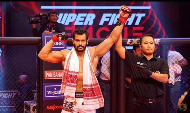 Friday Fighter of the Week: Bhabajeet Choudhury -