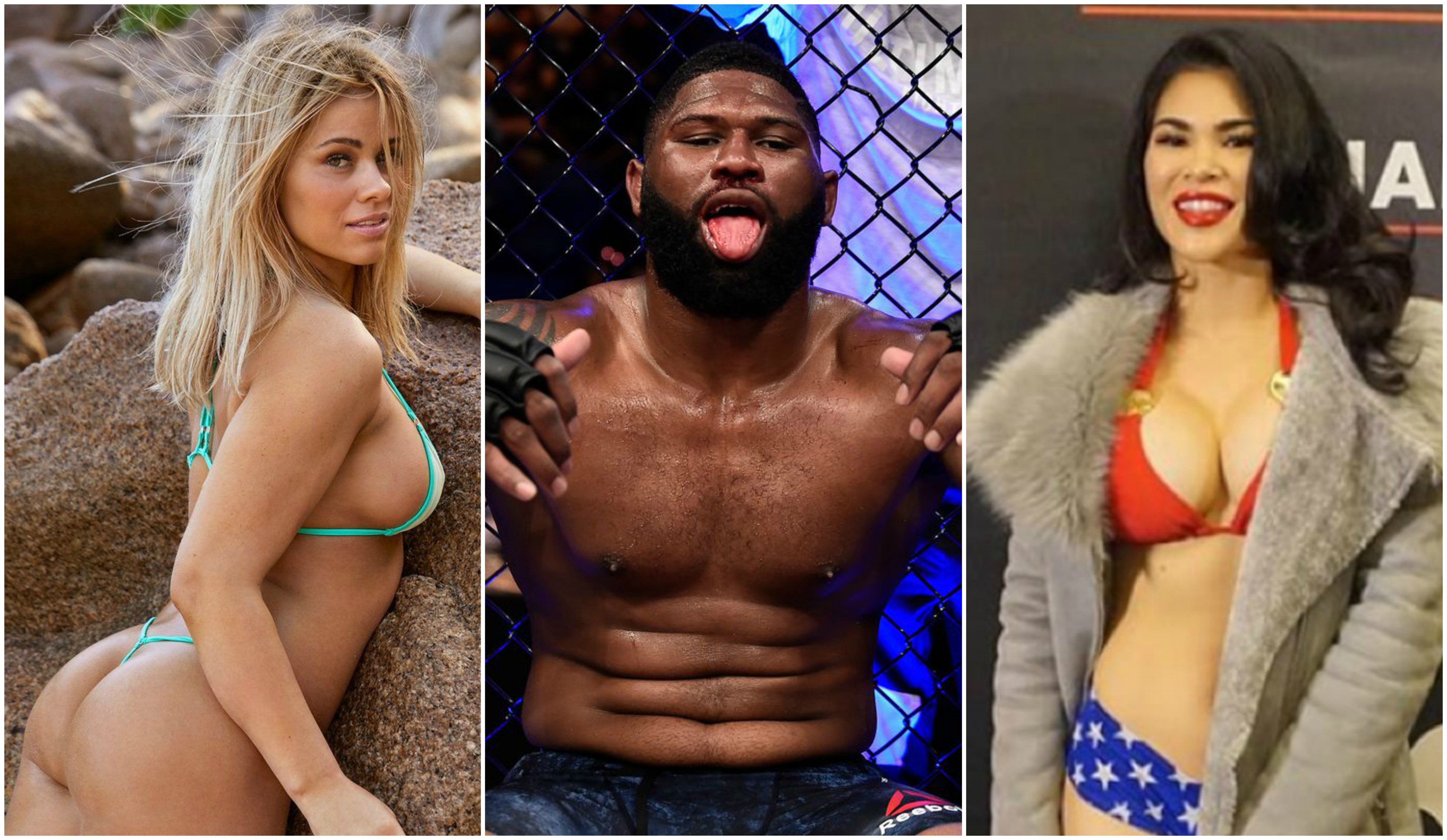 UFC News: Heavyweight Curtis Blaydes slams MMA fighters who 'sell their body' for better card placement - Curtis Blaydes