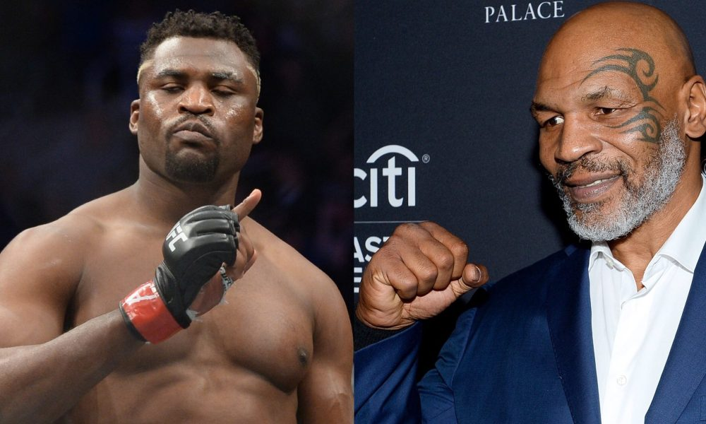 UFC News: Francis Ngannou claims he always tries to replicate 'Mike Tyson combo' - Francis Ngannou