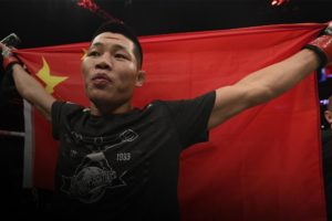 UFC, CHINA, MMA