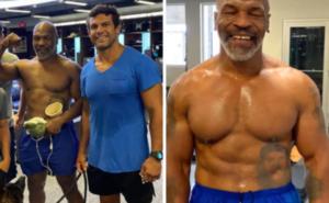 Mike Tyson, Vitor Belfort