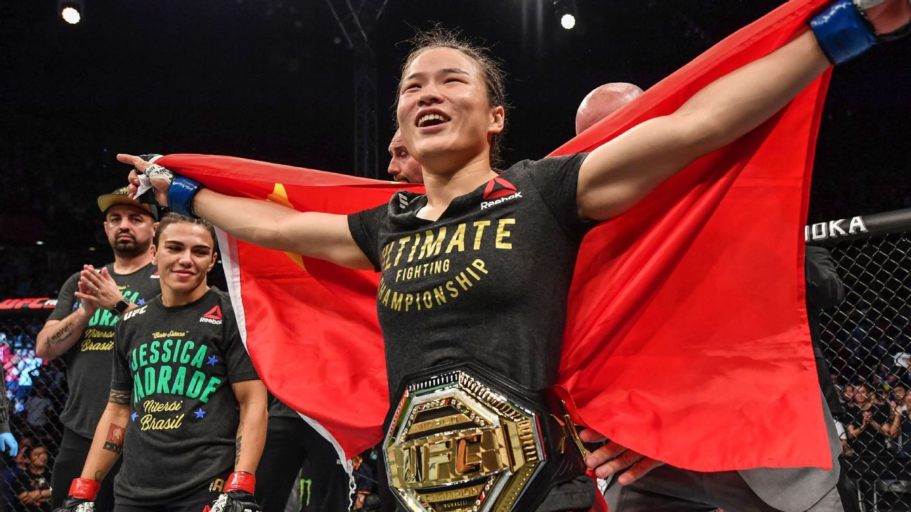 The Rise of MMA in China: Stars of the Show - China MMA