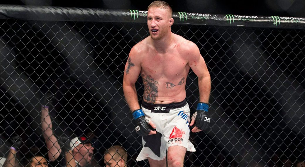 UFC 249 Results: Justin Gaethje puts a beating on Tony Ferguson to win the Interim LW belt - Justin Gaethje