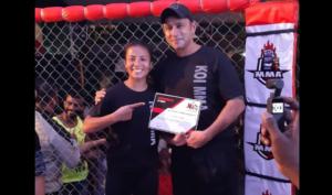 Exclusive: Surbala 'Warrior Princess' Laishram: I want to become UFC Champion one day! - Surbala