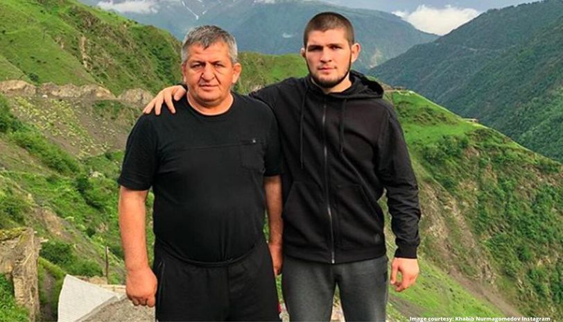 UFC News: Abdulmanap Nurmagomedov slips into Coma, condition critical - Abdulmanap Nurmagomedov