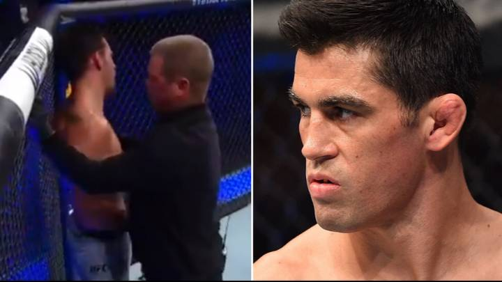 UFC News: Dominick Cruz accuses referee Keith Peterson of smelling of booze and cigarettes - Dominick Cruz