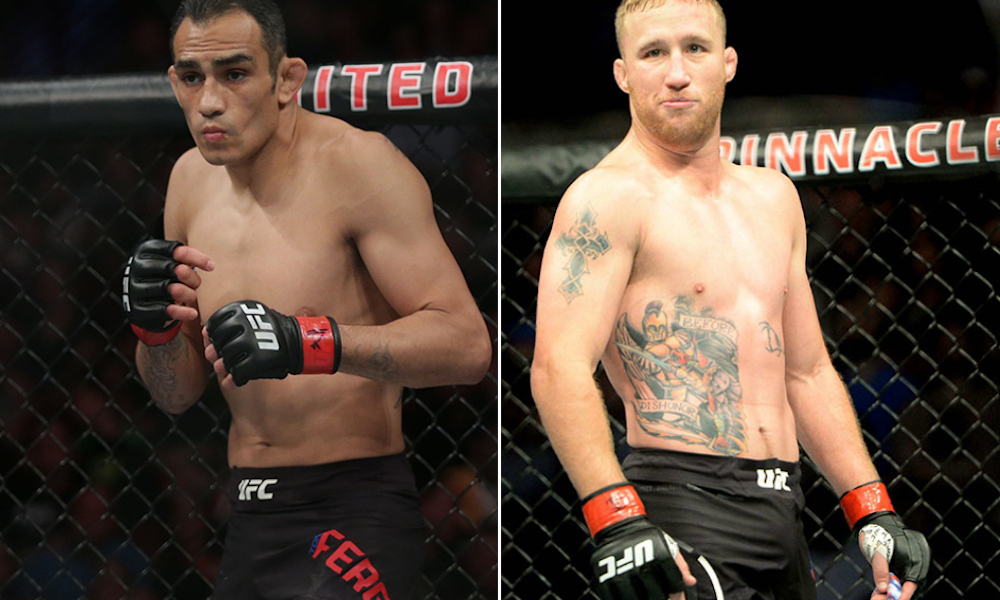 UFC News: Justin Gaethje on Tony Ferguson fight: 'I'll put him to sleep in the first two rounds' - Justin Gaethje