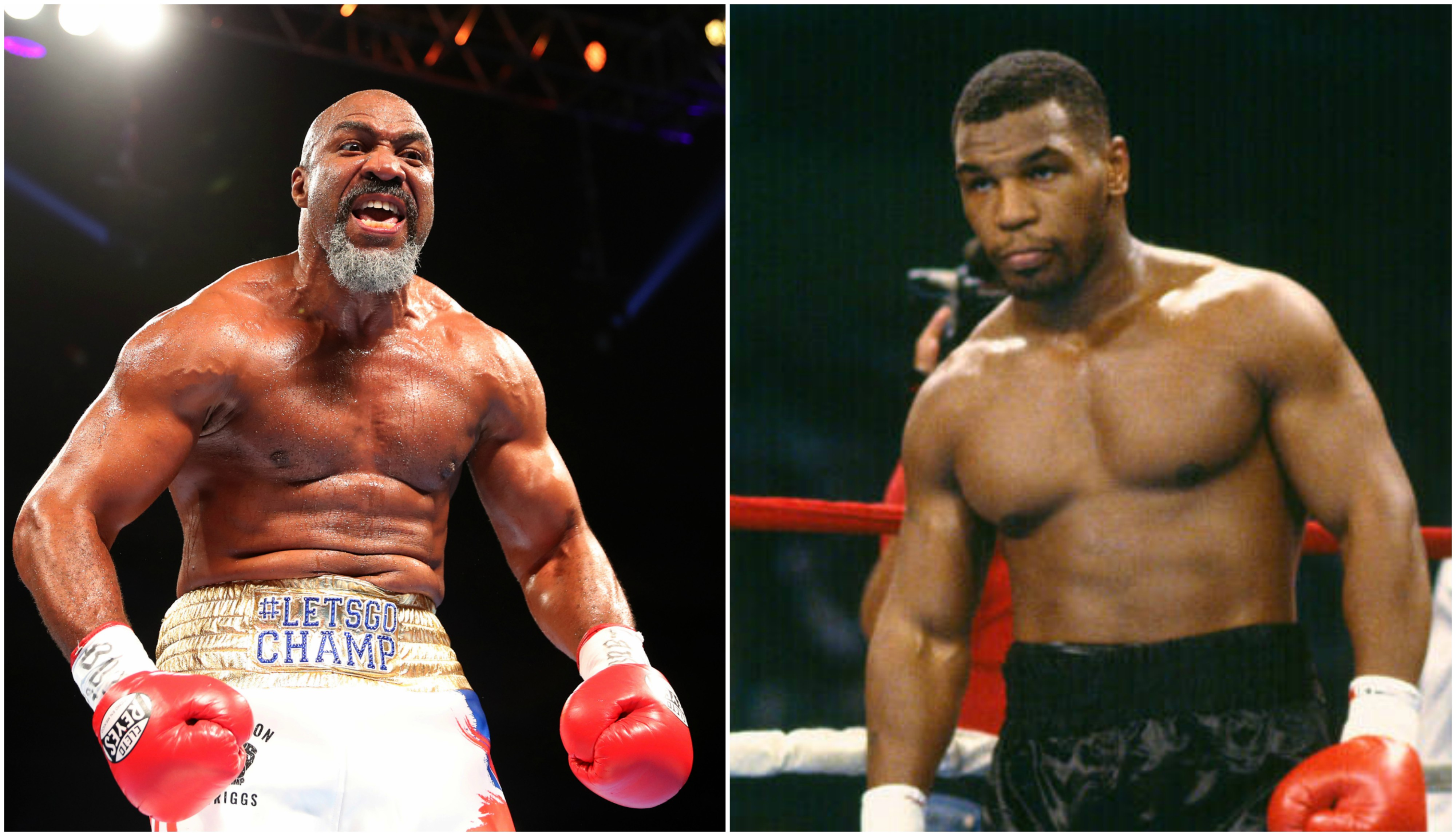 Shannon Briggs claims fight agreed with returning Mike Tyson - Mike Tyson