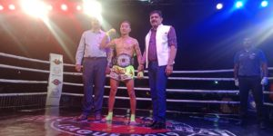 MMA India Exclusive with Laishram Bidyachandra: Want to join a promotion like ONE Championship! - Laishram
