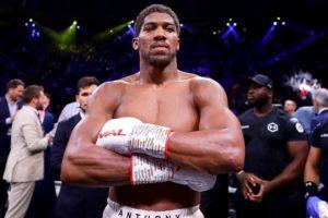 Anthony Joshua, Tyson Fury