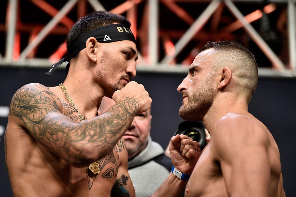 Alexander Volkanovski to rematch Max Holloway for Featherweight strap at UFC 251 - Alexander Volkanovski